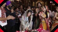 Sonarika Bhadoria celebrates her birthday on the sets of Dastaan-E-Mohabbat