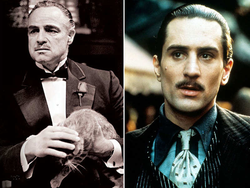 Did you know Marlon Brando and Robert De Niro are only 2 actors to ever win separate Oscars for playing same character?