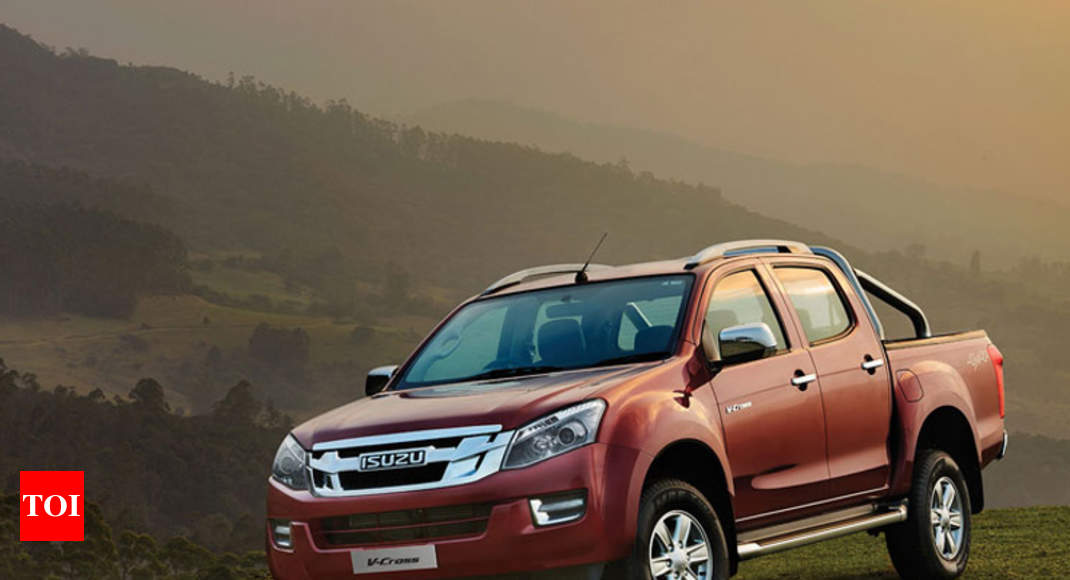 Isuzu To Hike Vehicle Prices By Up To Rs 1 Lakh From January 2019