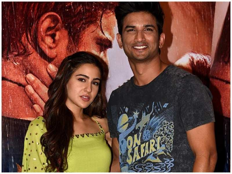 This is what Sushant Singh Rajput had to say about Sara Ali Khan ...