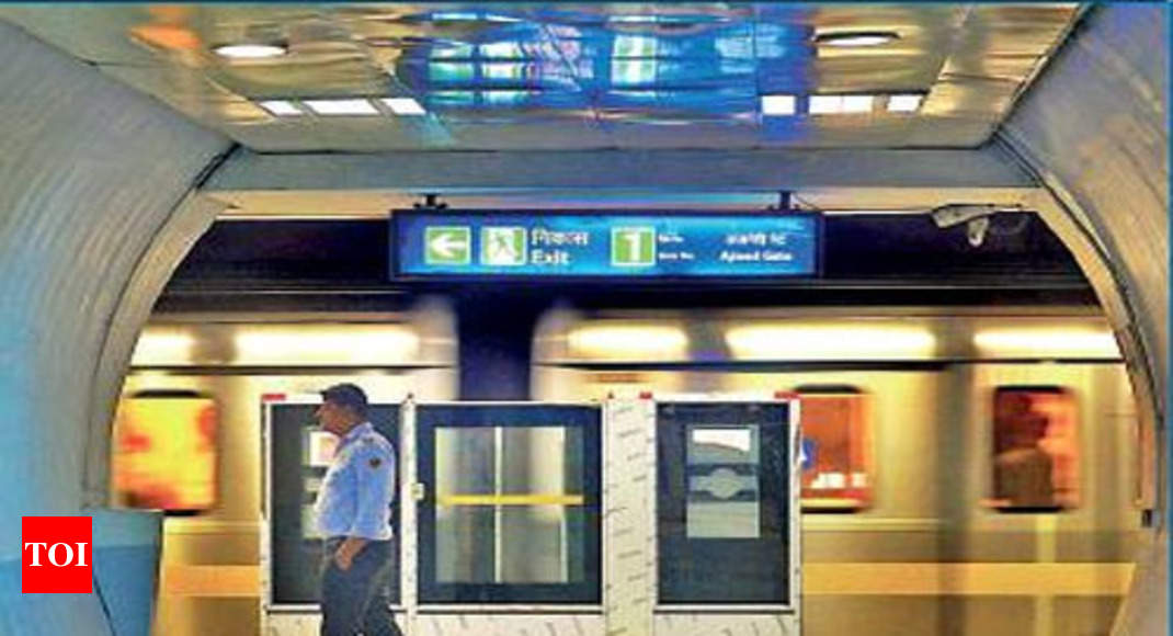 Namma Metro Platform Screen Doors Likely At New