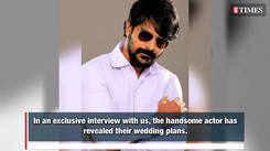 We are planning the wedding by March-April 2019: Srinish Aravind