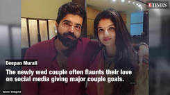 A quick look at the real-life partners of few Malayalam TV celebs