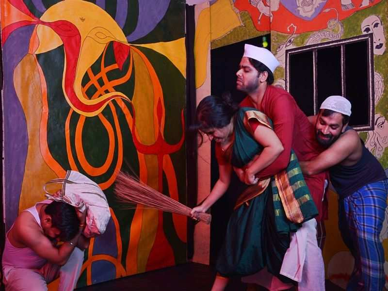 Theatre Review: Holding up a mirror to the society