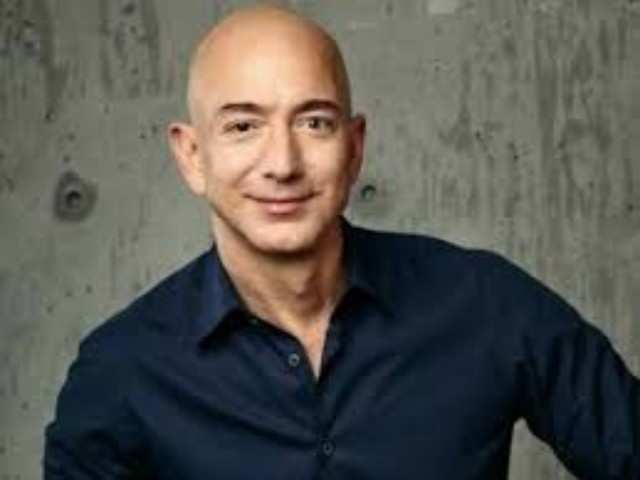 Who is Amazon's CEO?