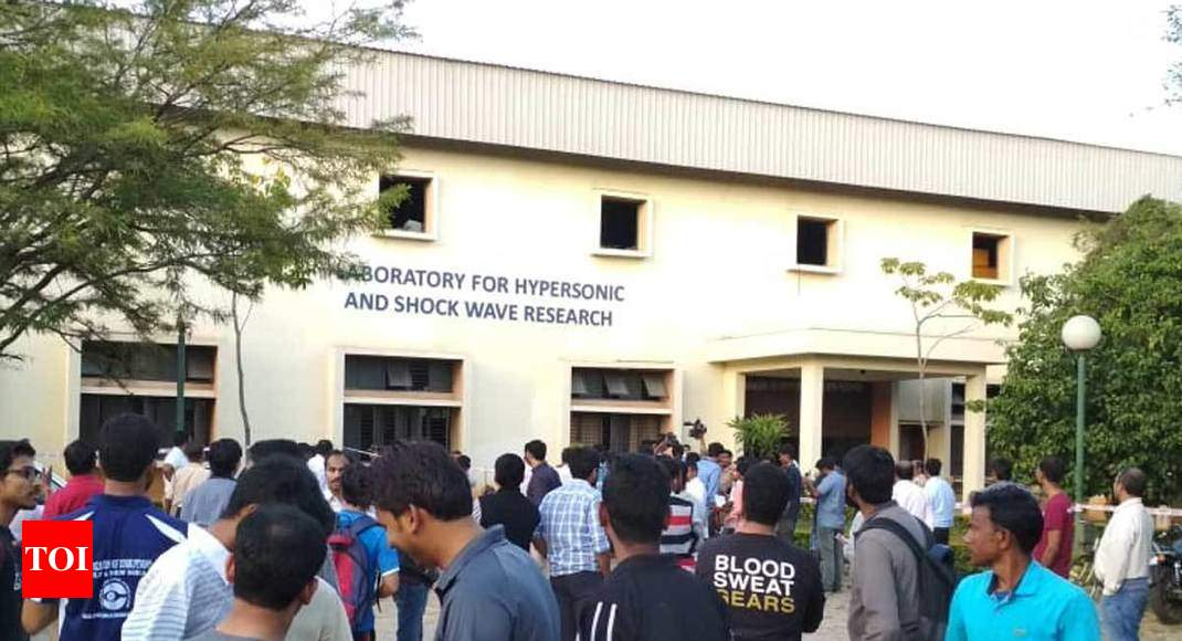 Researcher dies in lab explosion at Indian Institute of Science in B'luru