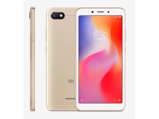 Xiaomi Redmi 6A with Android Oreo to go on flash sale at 12pm today on Amazon