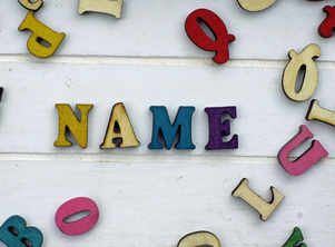 50 of the most beautiful names in 2018!