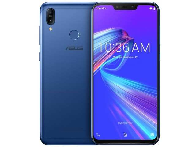 Asus Zenfone Max M2 smartphone with 4,000 mAh battery launched in Russia