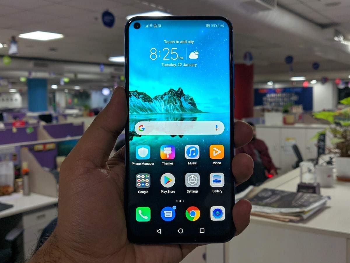 Honor View 20 Review: A 'holesome' experience | Gadgets Now