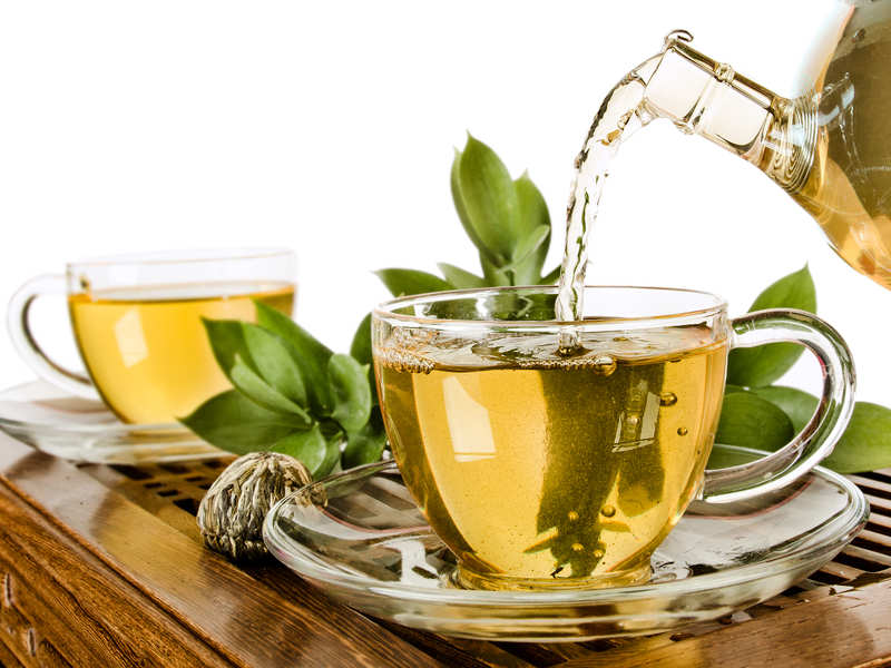Can you drink green tea after meals?