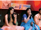 Early morning music concert was a hit in Aurangabad