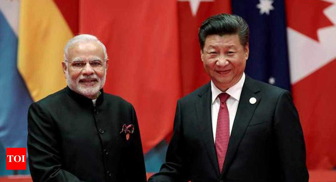 Slow train to China: India's trade ties with Beijing taking time to ripen - Times of India