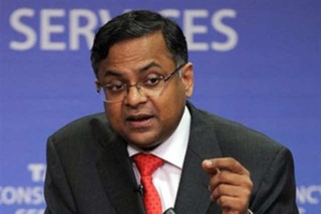CEO, Tata Consultancy Services