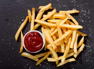Eat these many fries to stay healthy