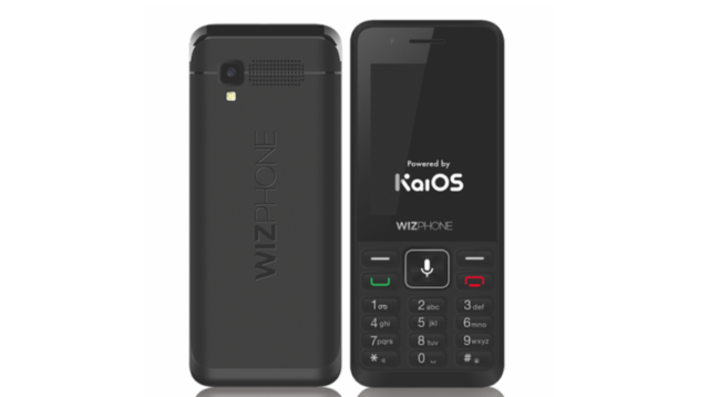 Google showcases JioPhone-like WizPhone WP006 in Indonesia