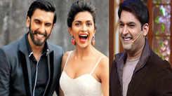 The Kapil Sharma Show: Deepika Padukone, Ranveer Singh to appear on the show?