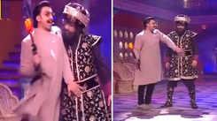 Ranveer Singh's 'honeymoon' with Sunil Grover on 'Kanpur Wale Khuranas'