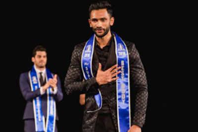 Pageant world wishes Prathamesh Maulingkar for Mister Supranational finale