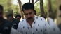Mammootty serves biriyani on the sets of Unda