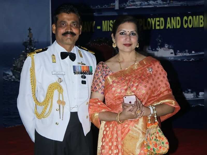 A big salute to the Indian Navy