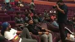 Asif Ali turns model for Mammootty's camera