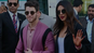 Newlyweds Priyanka Chopra and Nick Jonas in Udaipur