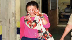 Devoleena Bhattacharjee questioned by police in Mumbai in connection with a murder case