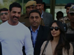 John Abraham spotted at Udaipur airport