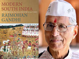 The history of South India is relatively unknown: Rajmohan Gandhi