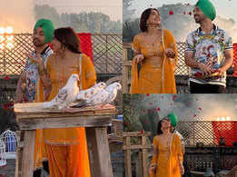 Gulabi Pagg: Teaser of the first song from Diljit Dosanjh's latest album 'Roar' is out