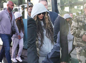Beyonce departs from Udaipur