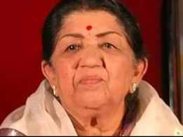 Not retiring anytime soon says Lata Mangeshkar