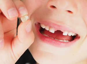 The very valid reason for keeping your baby's lost tooth