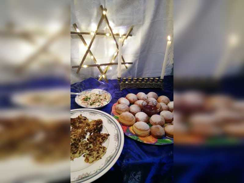 Pune filled with joy during Hanukkah Celebrations
