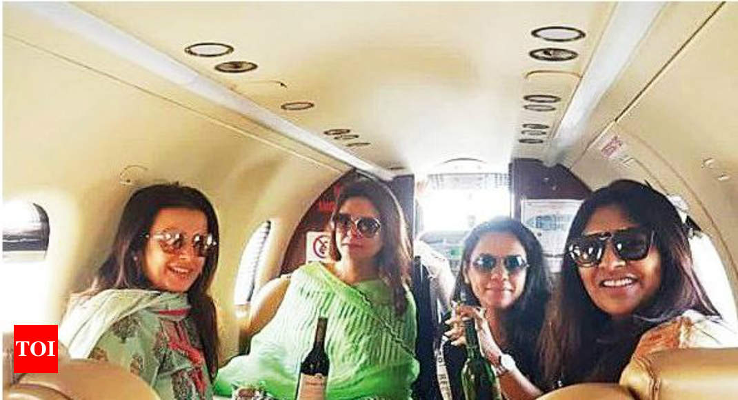 DGCA inspector turns test flight into 'spirited' joyride for relatives - Times of India