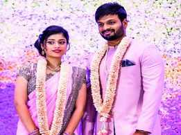 We met six months ago and it was love at first sight: Sumanth Shailendra