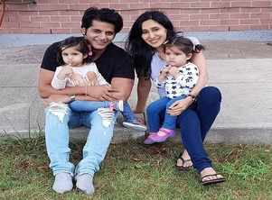 KV feels lucky to have Teejay as his wife