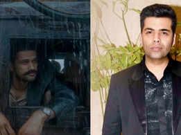 Karan Johar feels that Sohum Shah starrer 'Tumbbad' is relentless
