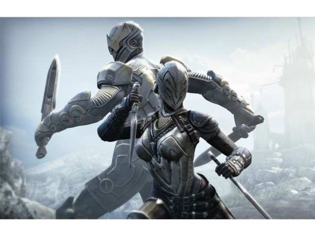 Epic Games removed Infinity Blade trilogy from Apple App Store