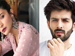 Anushka Sharma, Kartik Aaryan are India's hottest vegetarians