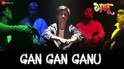 Latest Marathi Song Gan Gan Ganu Sung By Dikshant Gangurdey