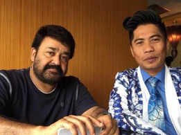 Peter Hein first choreographed Mohanlal's action scenes in Ravanaprabhu