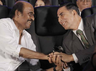 "Photo: Akshay Kumar wishes his ""dream co-star"" Rajinikanth on his birthday with a lovely message"