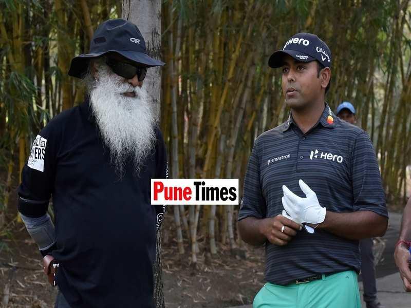 When Sadhguru teed off in Pune...
