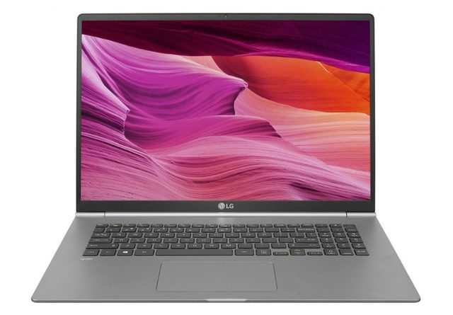 LG Gram 17 laptop and LG Gram 14 2-in-1 convertible announced