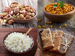 7 high-protein snacks for your hunger pangs