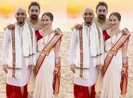 Raghu Ram gets married to girlfriend Natalie