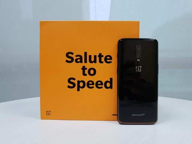 OnePlus 6T McLaren Edition launched in India: First impressions