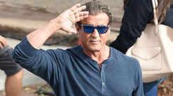 Sylvester Stallone tops Google's global top actor trending list